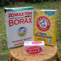 Homemade Laundry Detergent Recipe With Zote
