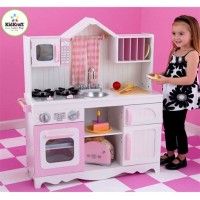 Kidkraft Modern Country Kitchen 53222 Uk