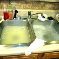 Kitchen Sink Clogged Drano Not Working