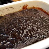 Pampered Chef Molten Lava Cake Microwave Recipe